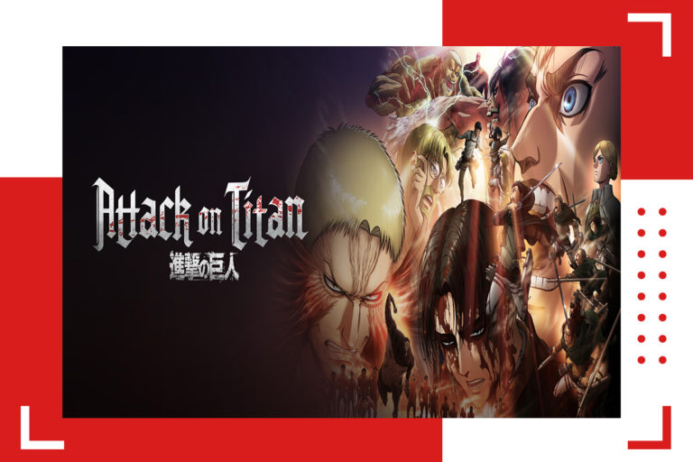 Here's How To Watch Attack on Titan on Netflix Today