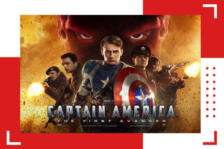 Can I Watch Captain America The First Avenger On Netflix? Yes, Here's How